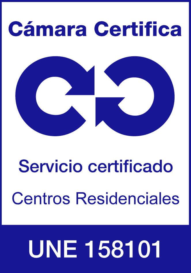 RE_MARCA certificacion UNE 158101-baja