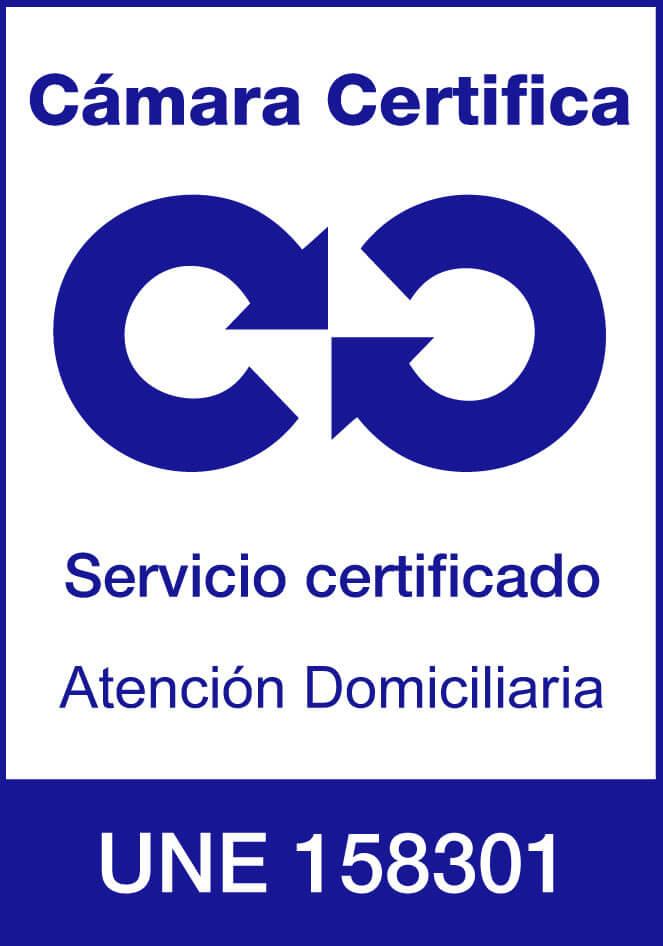 SAD_MARCA certificacion UNE 158301-baja