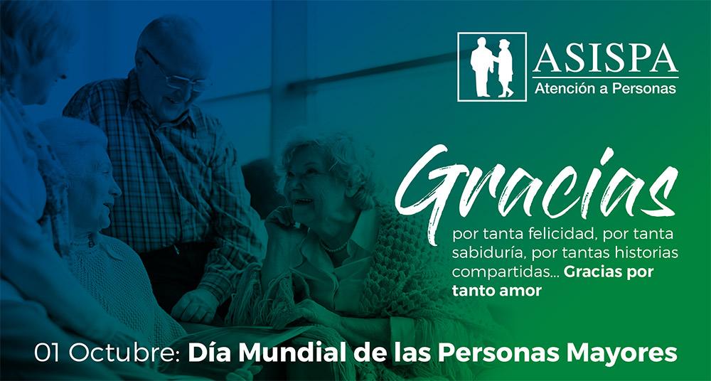 Día Mundial de las Personas Mayores
