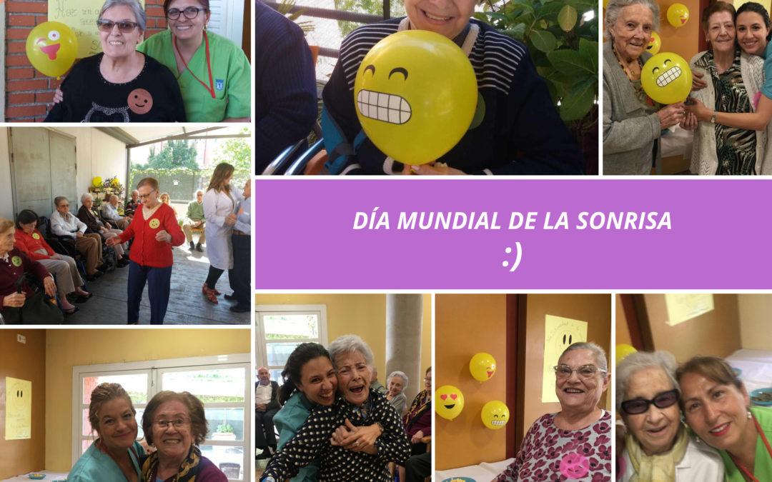Día Mundial de la Sonrisa en el CDM Ciudad Pegaso