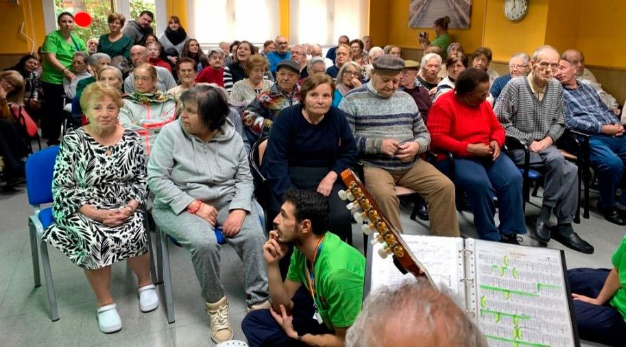 El Centro de Día El Val celebra su 22 aniversario