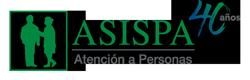 logotipo de ASISPA en la celebración de su 40 años