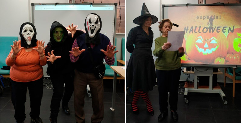 Halloween en el CDM Esfinge