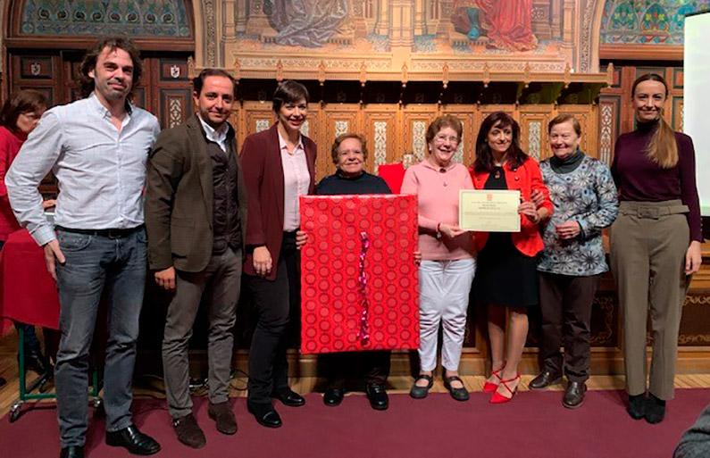"""Recogida del 1º Premio """"Decorando del Jardín"""""""