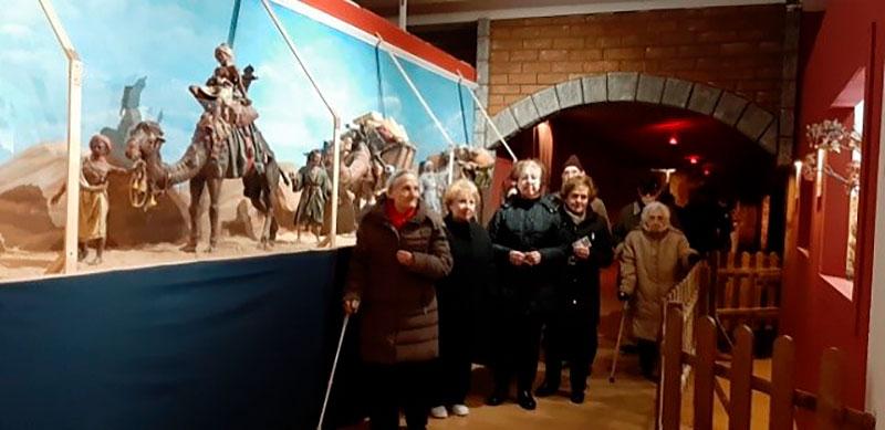 Visita al Gran Belén Monumental de Alcalá de Henares