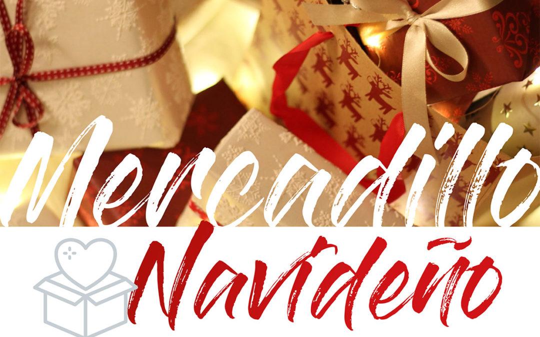 Mercadillo Navideño ASISPA: 19 diciembre 2019