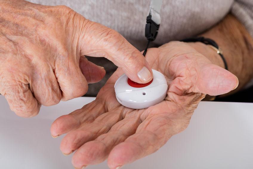 boton rojo teleasistencia