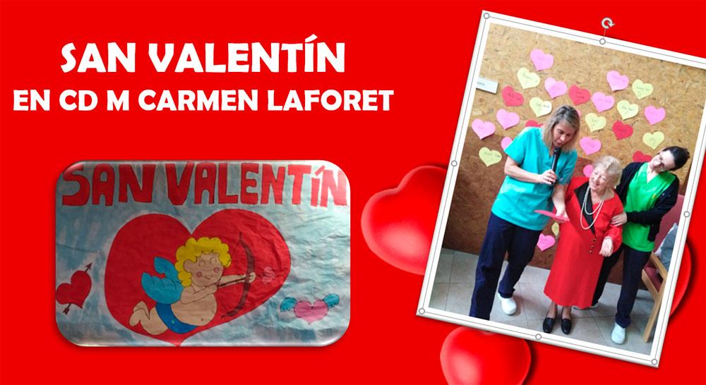 San Valentín en CDM Carmen Laforet
