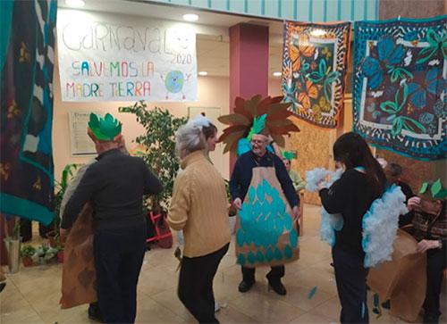 carnaval en cdm carmen laforet