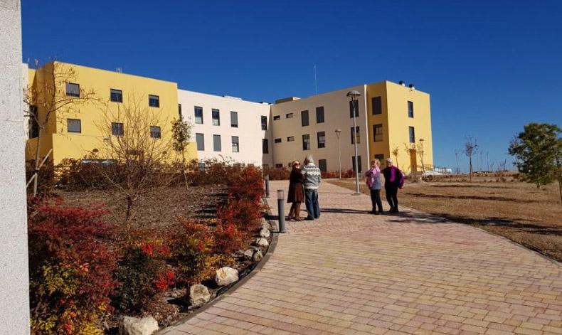 Proyecto Convivir: un centro residencial para convivir