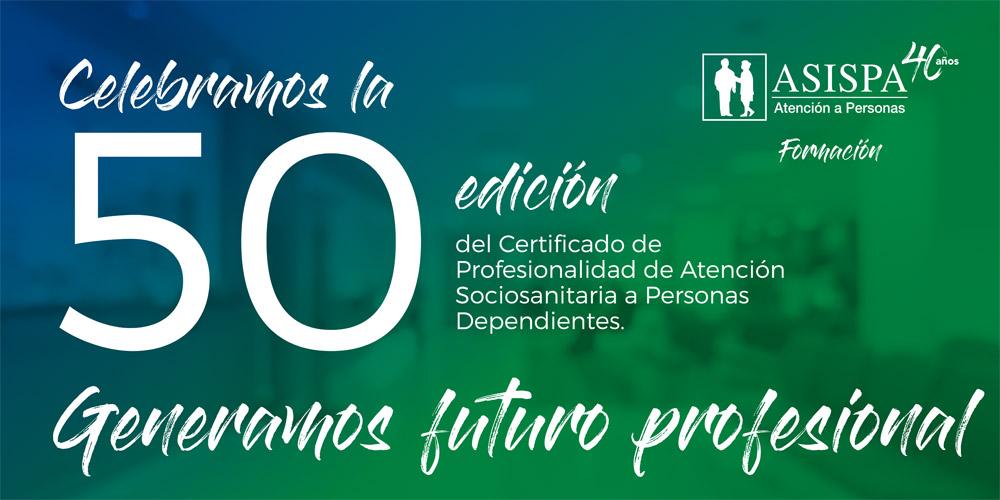 50 edicion certificado sociosanitario