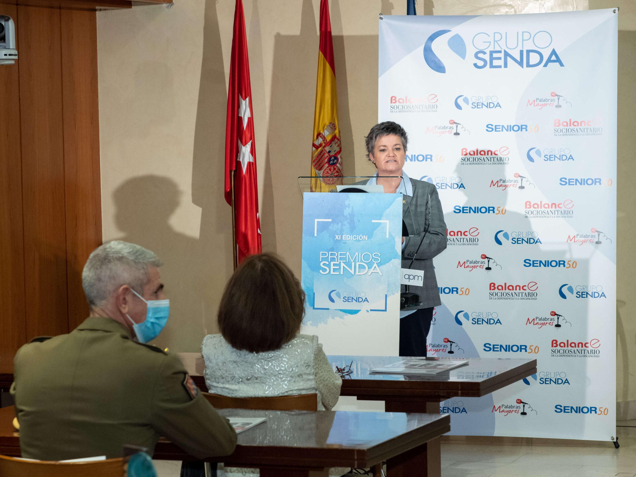 Discurso IX Premios Senda