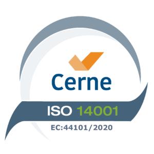 sello ASISPA ISO 14001
