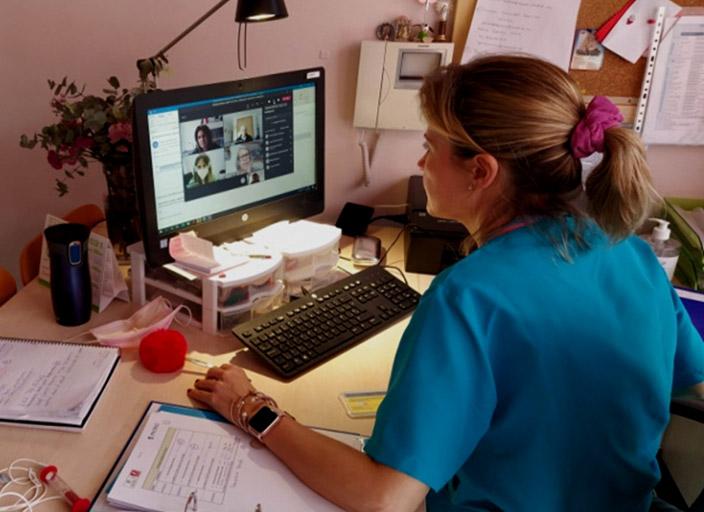 Espacio de autoayuda online y grupos de apoyo en los Centros Municipales de Día