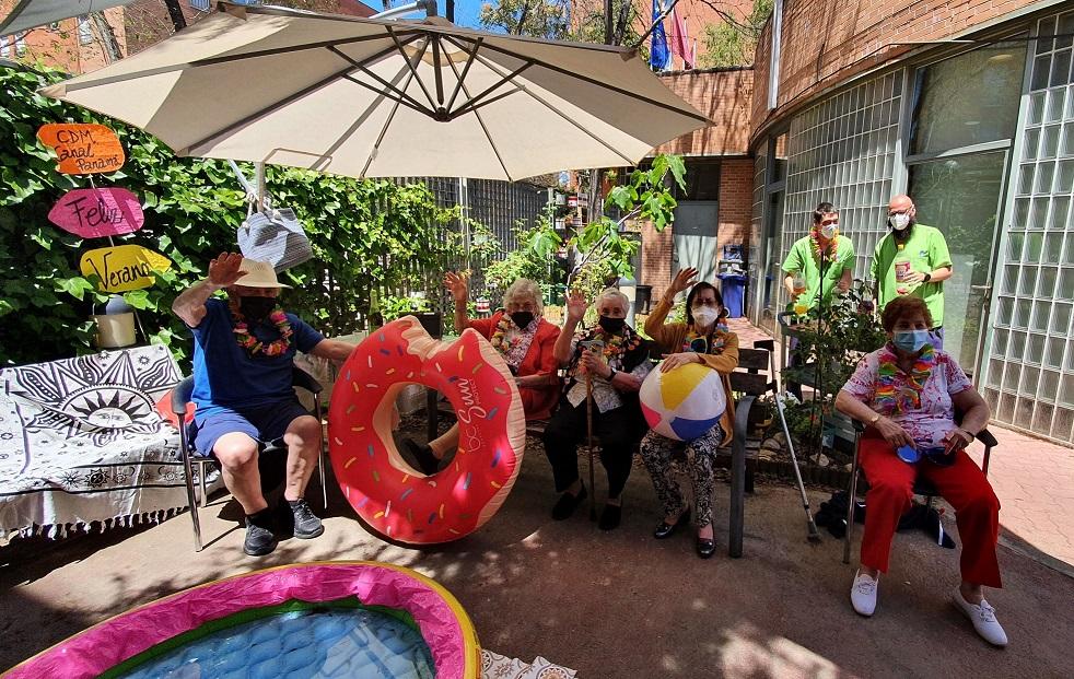 Fiesta del Verano en el CDM Canal de Panamá