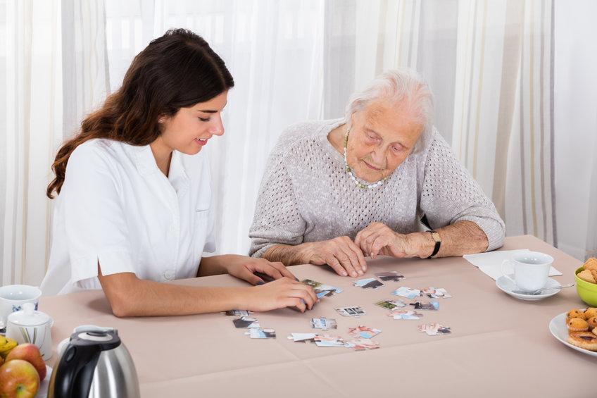 hacer puzle para ejercitar la memoria