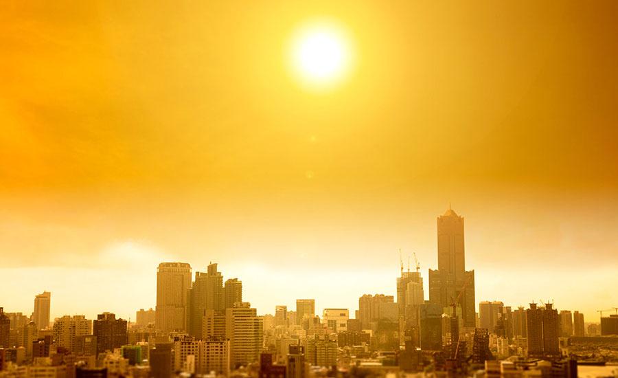 Madrid Salud informa: Alto Riesgo por Temperaturas elevadas