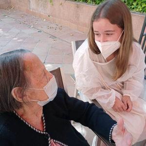 voluntariado residencia Las Azaleas Madrid