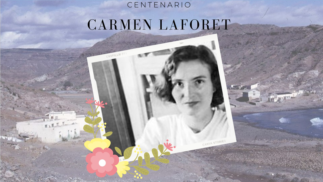 centenario carmen laforet