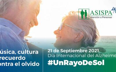 Día Internacional del Alzheimer