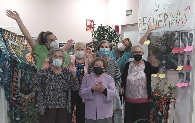 Semana del Alzheimer en el CDM Carmen Laforet