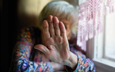 La violencia hacia las mujeres mayores