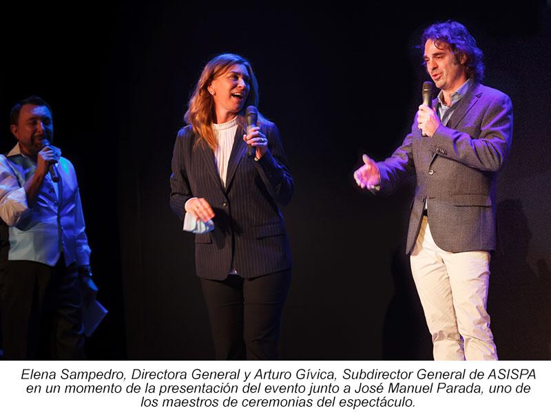 """""""Cultura con corazón"""" en el Teatro Maravillas"""